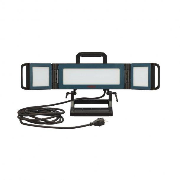 ARBEJDSLAMPE LED VAPOR 9000 FOLDBAR, 240V UDTAG