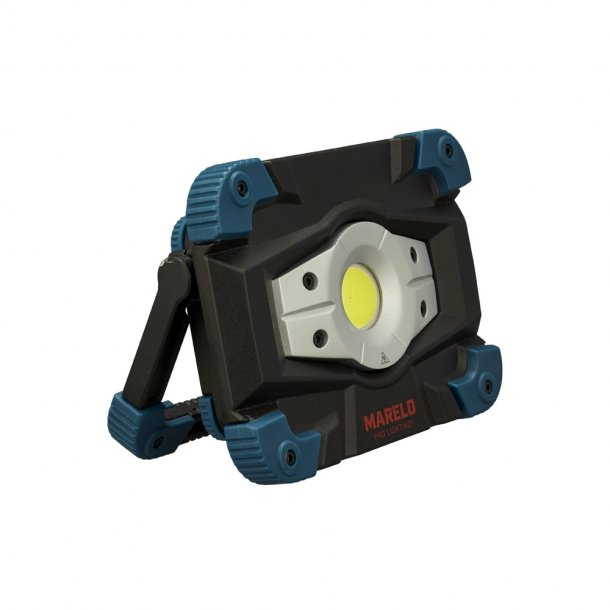 ARBEJDSLAMPE LED FLASH 2800 RE, GENOPLADELIG