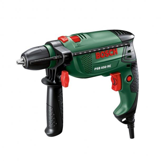 Bosch PSB 650 RE grøn